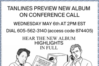 Tanlines Streaming New Album <em>Highlights</em> Via Conference Call