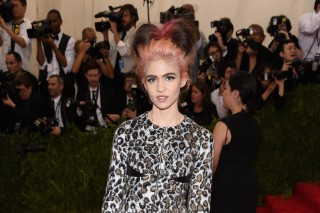 Check Out Grimes&#8217; Met Gala Photo Diary For <em>Vogue</em>