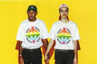 Tyler, The Creator Reappropriates White Power Symbol For Gay Pride T-Shirt