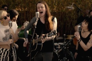 Watch Miley Cyrus, Laura Jane Grace, & Joan Jett Cover The Replacements