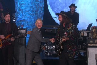 Watch My Morning Jacket Play &#8220;Big Decisions&#8221; On <em>Ellen</em>