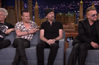 Watch Highlights From <em>The Tonight Show</em>&#8217;s All-U2 Episode