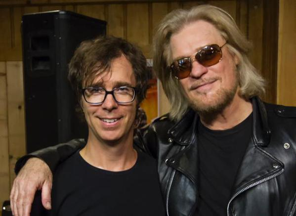 Watch Daryl Hall & Ben Folds Play Their Songs Together On <em>Live From Daryl's House</em>
