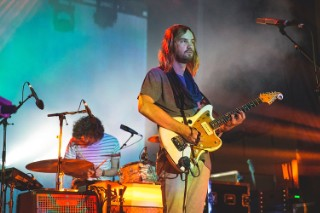 """Watch Tame Impala Play """"Eventually"""" Live For The First Time At Levitation Fest"""