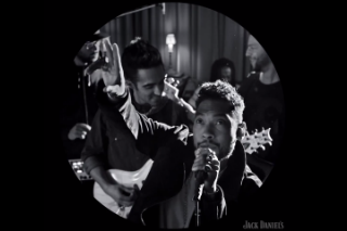 """Watch Miguel Sing """"Coffee"""" In A Session For Jack Daniels"""