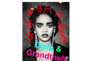 "Rihanna – ""Bitch Better Have My Money"" (Diplo & Grandtheft Remix)"""
