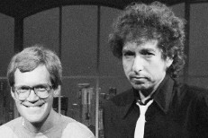 Bob Dylan To Perform On Second-To-Last <em>Late Show</em>, First Letterman Appearance In 22 Years