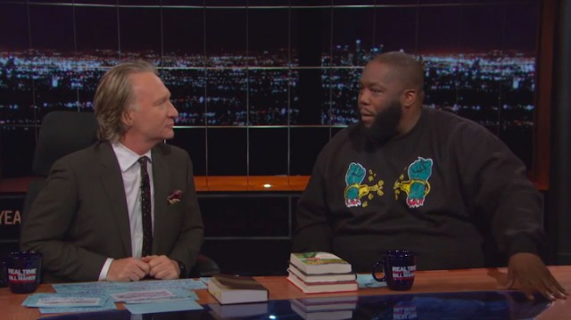 Killer Mike on Bill Maher