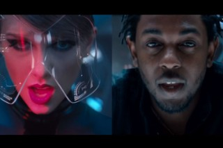 "Taylor Swift – ""Bad Blood (Remix Feat. Kendrick Lamar)"" Video"