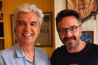 Listen To David Byrne On Marc Maron&#8217;s <em>WTF</em>