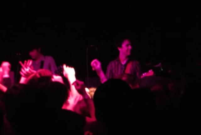 Green Day at 924 Gilman