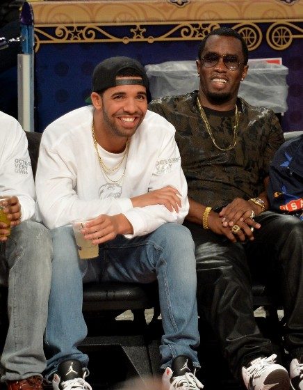 Drake and Diddy