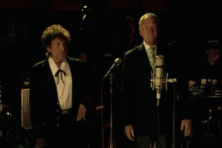 Watch Bob Dylan's Willfully Strange Performance On David Letterman's Penultimate Show