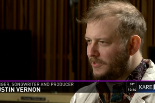 Watch Justin Vernon Discuss His Eaux Claires Festival On Minne