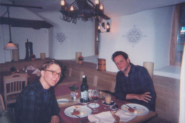 Paul Dano and Mark Kozelek