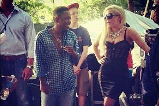 "Kendrick Lamar & Lady Gaga – ""PARTYNAUSEOUS"""