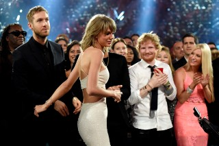 Ed Sheeran Wants You To Know He's Already Successful, But Plans To Catch Up To Taylor Swift