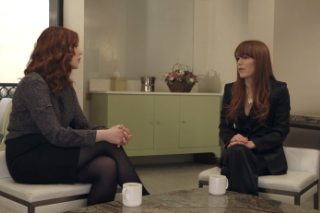 Watch Vanessa Bayer Interview <em>Troop Beverly Hills</em>&#8217; Jenny Lewis