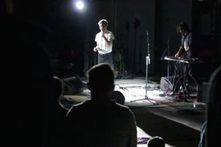 Watch Majical Cloudz Peform A New Song At FORM Arcosanti