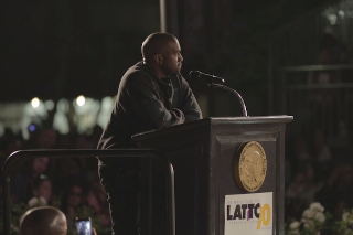Watch Kanye West's Speech To Fashion Students At Los Angeles Trade Technical College