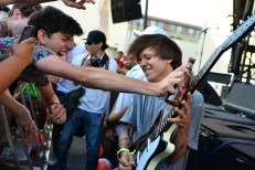 Surfer Blood Thomas Fekete Benefit