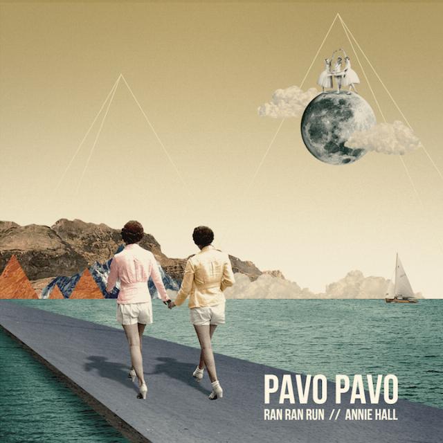 """Pavo Pavo - """"Ran Ran Run"""" (Stereogum Premiere)"""