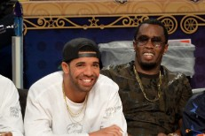 Drake And Diddy Make Peace