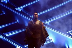 Kanye West Booed After Heavily Censored Billboard Music Awards Performance