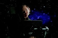 Stephen Hawking Added To Glastonbury Lineup