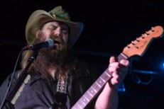 Chris Stapleton Turned NYC Country Last Night