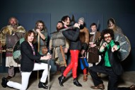 "Q&A: The Darkness On Vikings, Music Media, And Nickelback + ""Hammer & Tongs"" (Stereogum Premiere)"