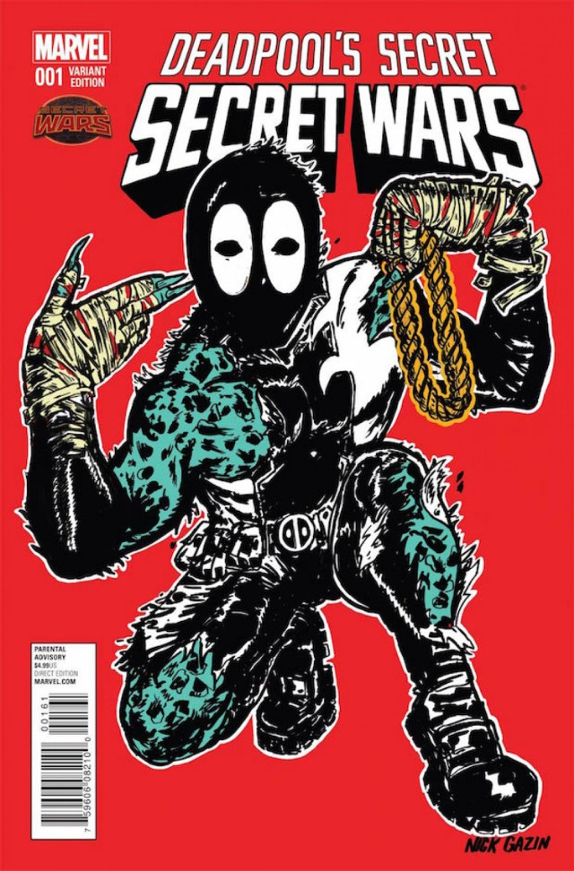 Deadpool Run The Jewels