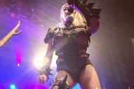 Gwar Fires New Singer For Partying Too Hard