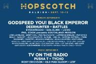 Hopscotch 2015 Lineup