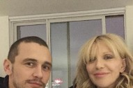 Courtney Love Cast In A James Franco Movie