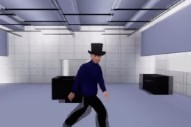 "Jamiroquai's ""Virtual Insanity"" Video Is Now A Video Game"
