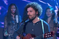 Watch José González&#8217;s Lovely <em>Kimmel</em> Performance