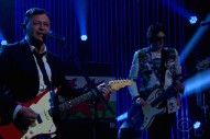 Watch The Manic Street Preachers Make Their U.S. TV Debut On <em>The Late Late Show</em>