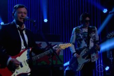Manic Street Preachers on James Corden