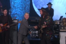 My Morning Jacket on Ellen