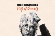 "Nick Diamonds – ""Bohemian Groove"""