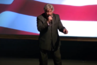 Mike Huckabee Sees Ben Carson's Gospel Eminem Cover And Raises Tony Orlando In The Flesh At Presidential Campaign Announcement