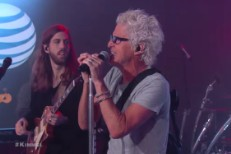 Watch One-Night-Only MOR Supergroup Imagine REO SpeedDragons Play <em>Jimmy Kimmel</em>
