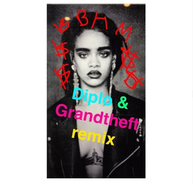 Rihanna - Bitch Better Have My Money remix