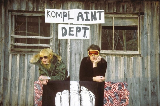 Royal Trux Announce Reunion Show - Stereogum
