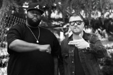 Run The Jewels' Fall Tour Poster Is Awesome