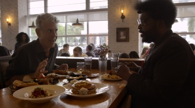 Preview Questlove And Iggy Pop's Appearance On <em>Anthony Bourdain: Parts Unknown</em>