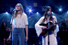 First Aid Kit Cover Simon & Garfunkel America Letterman