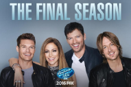 <em>American Idol</em> Being Put Out Of Its Misery