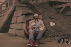 "Watch A Trailer For Julian Casablancas + The Voidz' ""Human Sadness"" Video"